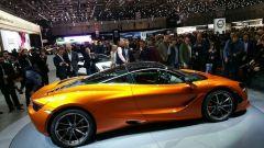 Salone di Ginevra 2017, McLaren 720S, vista laterale destra