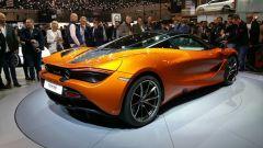 Salone di Ginevra 2017, McLaren 720S, vista tre quarti