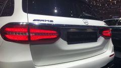 Salone di Ginevra 2017, Mercedes AMG E 63 S Estate, bagagliaio