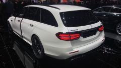 Salone di Ginevra 2017, Mercedes AMG E 63 S Estate, vista posteriore
