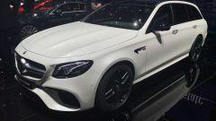 Salone di Ginevra 2017, Mercedes AMG E 63 S Estate