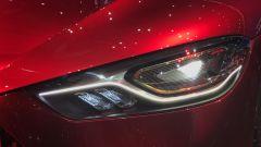 Salone di Ginevra 2017, Mercedes AMG GT Concept, fari anteriori
