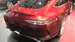 Salone di Ginevra 2017, Mercedes AMG GT Concept, posteriore