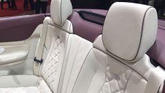 Salone di Ginevra 2017, Mercedes E 400 4Matic, sedili