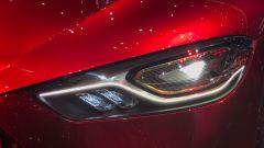 Salone di Ginevra 2017, Mercedes GT Concept, fari
