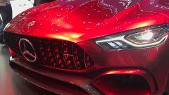 Salone di Ginevra 2017, Mercedes GT Concept, griglia anteriore