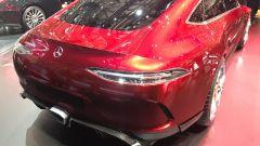 Salone di Ginevra 2017, Mercedes GT Concept, vista posteriore