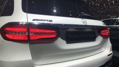 Salone di Ginevra 2017, Mercedes MAG E 63 S Estate, bagagliaio