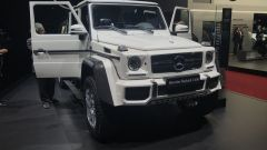 Salone di Ginevra 2017, Mercedes Maybach G 650