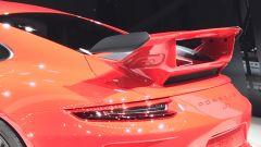 Salone di Ginevra 2017, Porsche 911 GT3, alettone posteriore