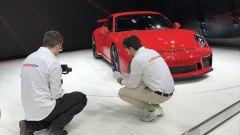 Salone di Ginevra 2017, Porsche 911 GT3 in mostra