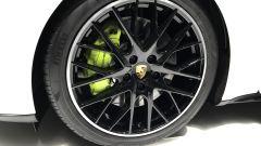 Salone di Ginevra 2017, Porsche Panamera 4 e-hybrid, particolare dei cerchi