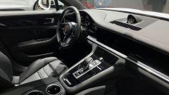 Salone di Ginevra 2017, Porsche Panamera Turbo S, abitacolo