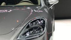 Salone di Ginevra 2017, Porsche Panamera Turbo Sport Turismo, dettagli dei fari