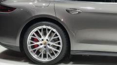 Salone di Ginevra 2017, Porsche Panamera Turbo Sport Turismo, particolare dei cerchi