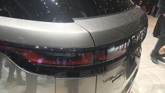 Salone di Ginevra 2017, Range Rover Velar, particolare dei fari