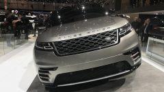 Salone di Ginevra 2017, Range Rover Velar, vista anteriore