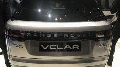 Salone di Ginevra 2017, Range Rover Velar, vista posteriore