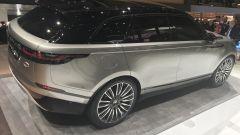 Salone di Ginevra 2017, Range Rover Velar, vista tre quarti posteriore