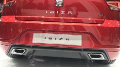 Salone di Ginevra 2017, Seat Ibiza, particolare del posteriore