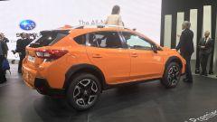 Salone di Ginevra 2017, Subaru XV vista laterale