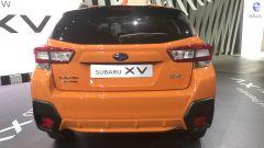 Salone di Ginevra 2017, Subaru XV vista posteriore