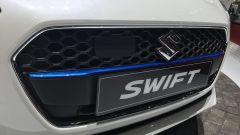 Salone di Ginevra 2017, Suzuki Swift, particolare della calandra