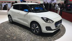 Salone di Ginevra 2017, Suzuki Swift