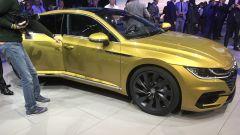 Salone di Ginevra 2017, Volkswagen Arteon in anteprima mondiale