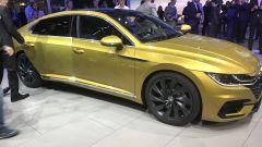 Salone di Ginevra 2017, Volkswagen Arteon in anteprima
