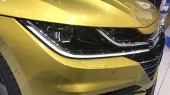 Salone di Ginevra 2017, Volkswagen Arteon, particolare dei fari