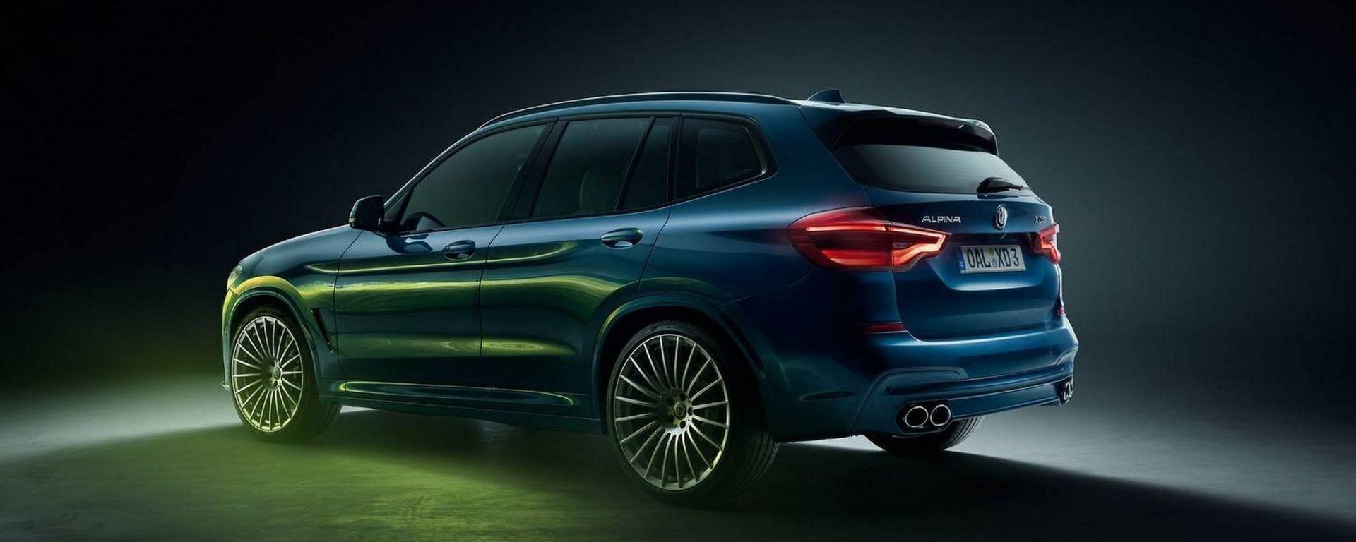 Alpina XD3: SUV Diesel dall'animo sportivo