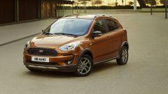 Ford Ka+ Active: in video dal Salone di Ginevra 2018 - Immagine: 3