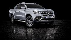 Mercedes Classe X: a Ginevra con il V6 Diesel - Immagine: 1