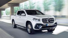 Mercedes Classe X: a Ginevra con il V6 Diesel - Immagine: 2