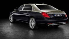 Mercedes Classe S Maybach: il restyling al Salone di Ginevra - Immagine: 3