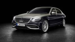 Salone di Ginevra 2018: il lusso della Mercedes Clase S Maybach restyling