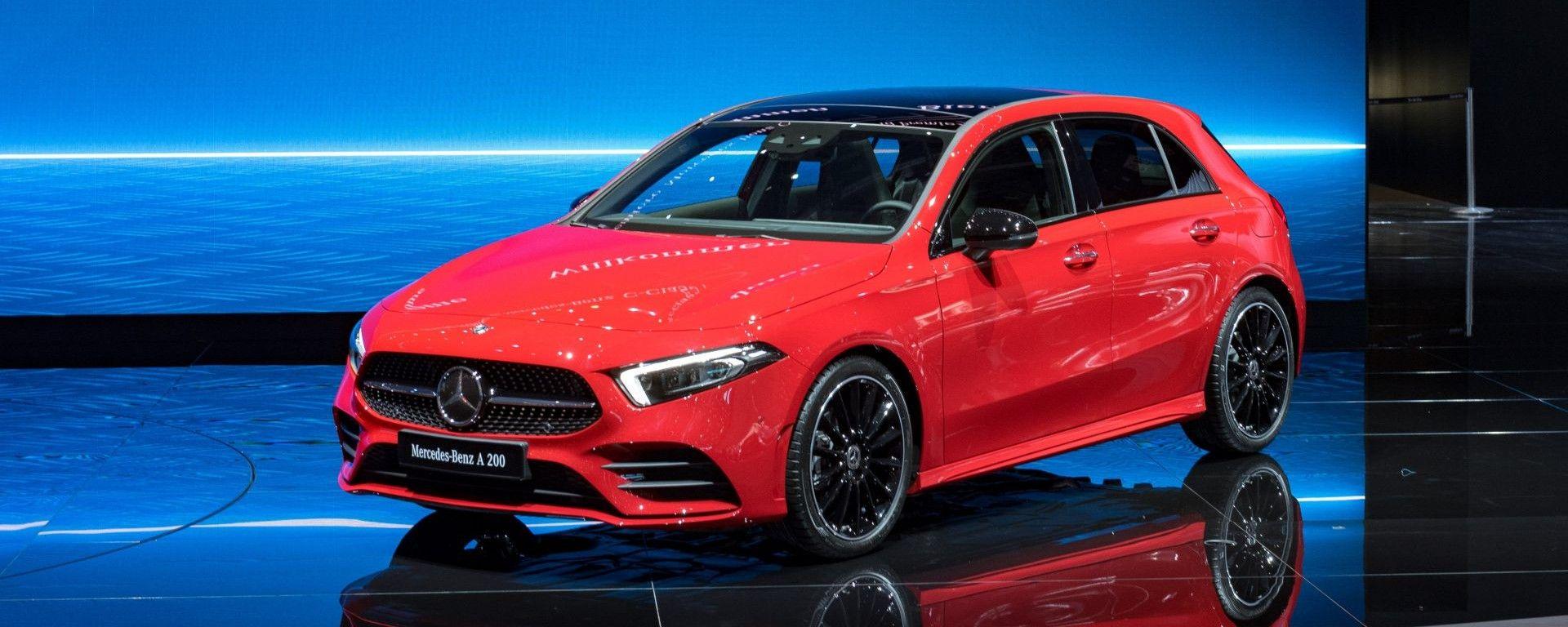 Salone di Ginevra 2018: le novità allo stand Mercedes