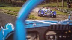 Morgan Plus 8 50th Anniversary Edition: il fascino del V8 - Immagine: 10