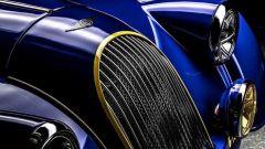 Morgan Plus 8 50th Anniversary Edition: il fascino del V8 - Immagine: 8