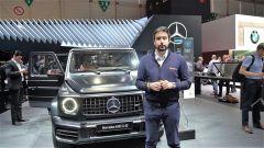 Nuova Mercedes-AMG G63: in video dal Salone di Ginevra 2018 - Immagine: 2