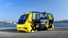 Volkswagen SEDRIC School Bus, il pulmino senza autista - Immagine: 2