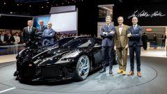 Bugatti Voiture Noire: l'auto da 11 milioni di euro - Immagine: 5