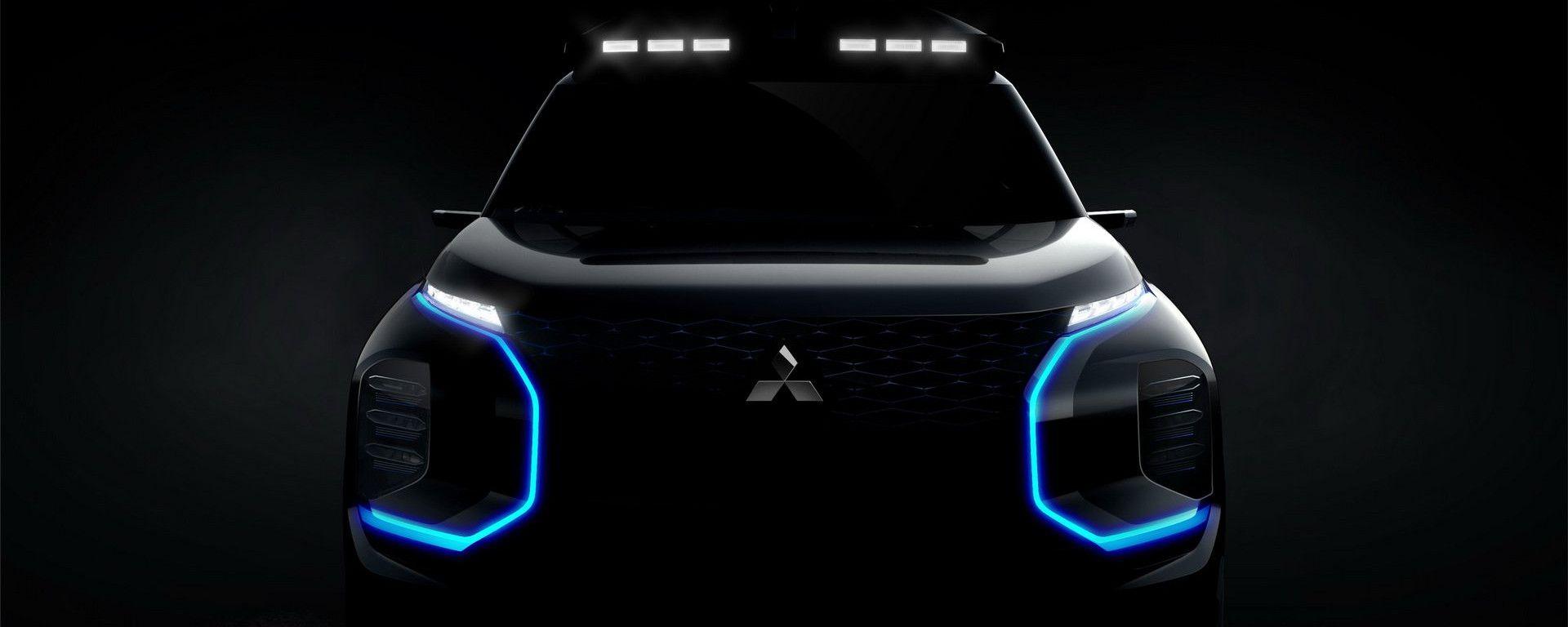Mitsubishi Engelberg Tourer: a Ginevra il Concept del futuro