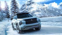 Mitsubishi Engelberg Tourer: a Ginevra il Concept del futuro - Immagine: 2