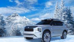 Mitsubishi Engelberg Tourer: a Ginevra il Concept del futuro - Immagine: 1