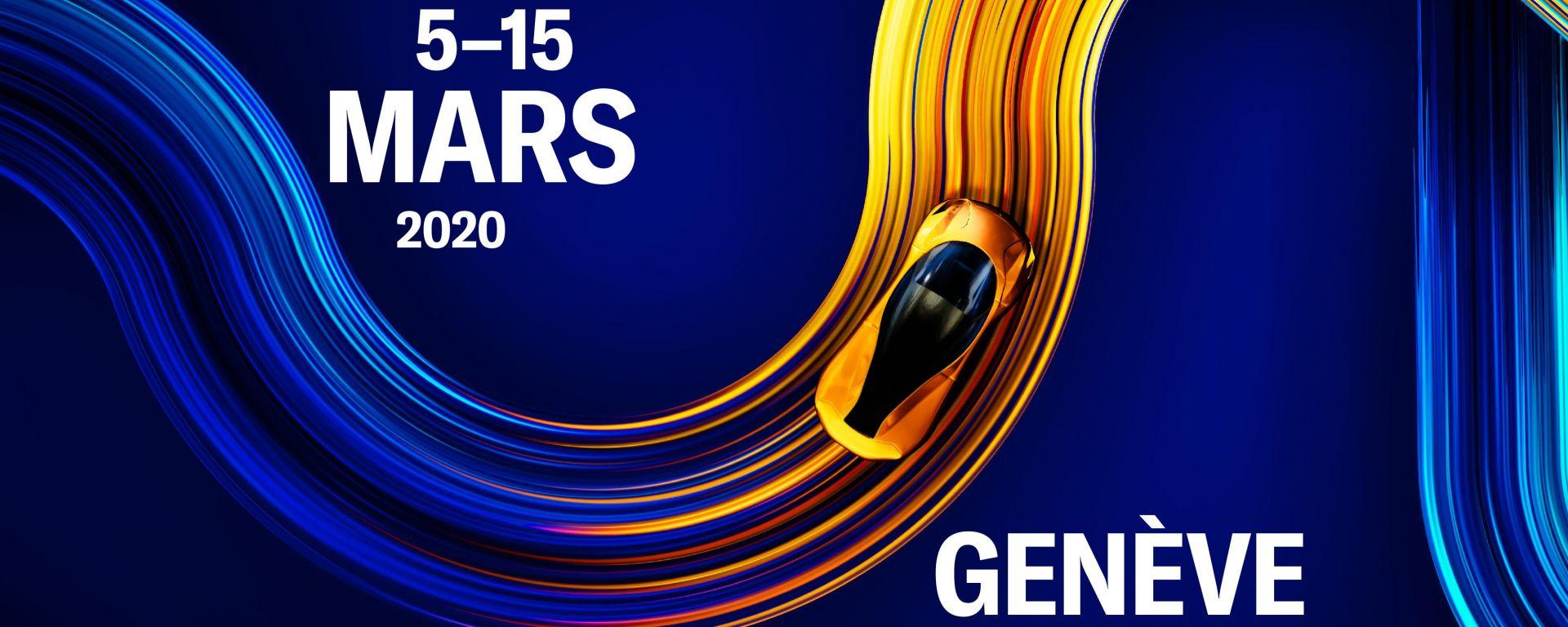 Salone di Ginevra 2020: la locandina