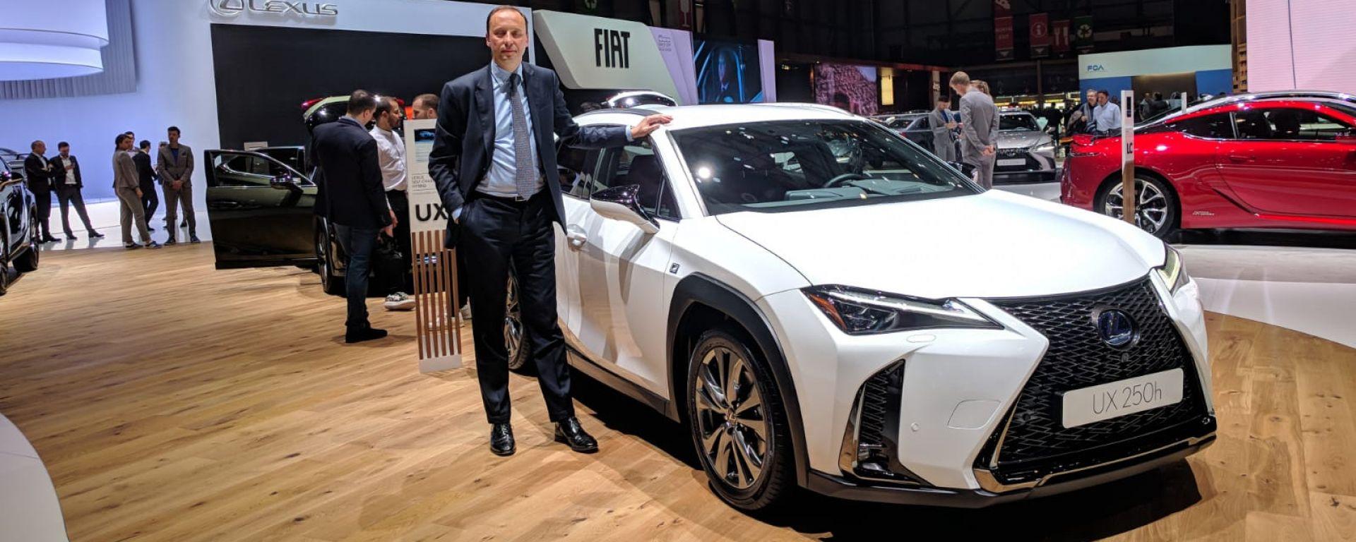 Salone di Ginevra 2019, le novità allo stand Lexus