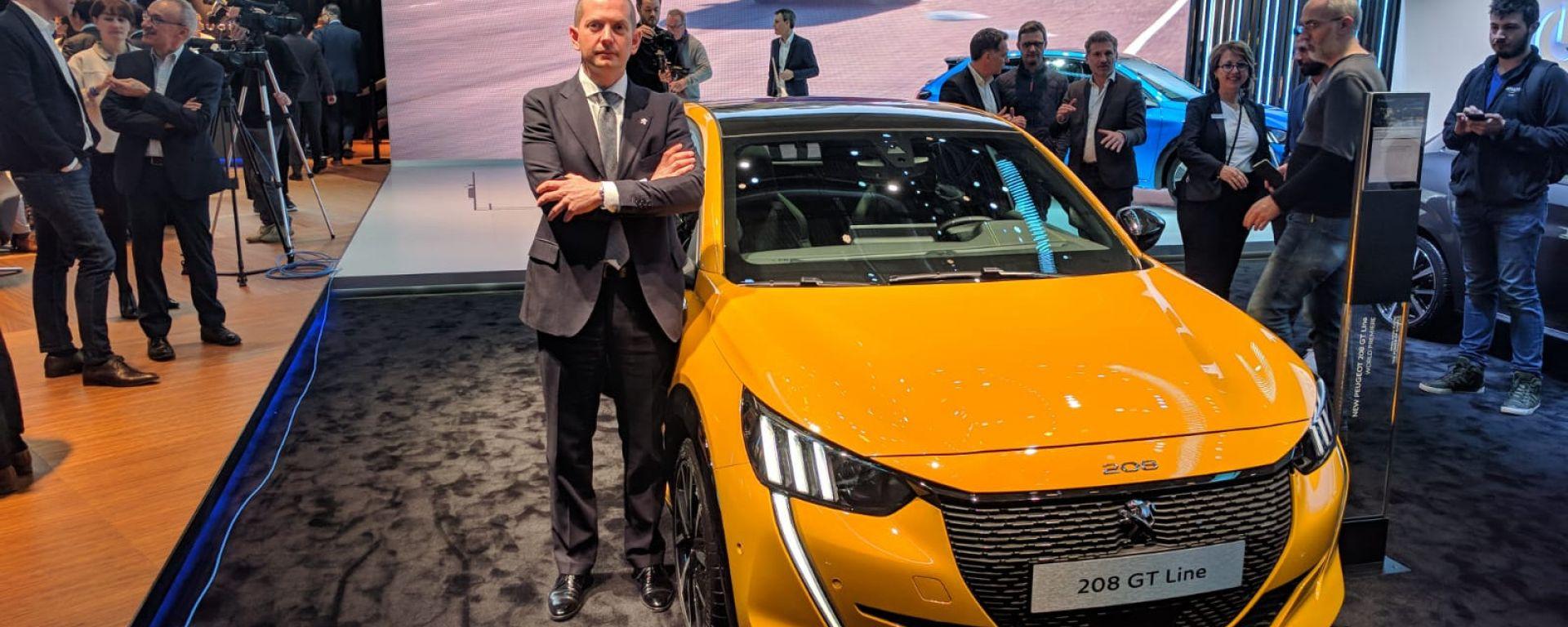 Salone di Ginevra 2019, le novità allo stand Peugeot
