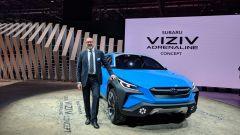 Salone di Ginevra 2019, le novità allo stand Subaru - Immagine: 2